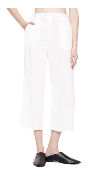 Pantalon Spice Cropped Rayon Tiro Alto Mujer Complot