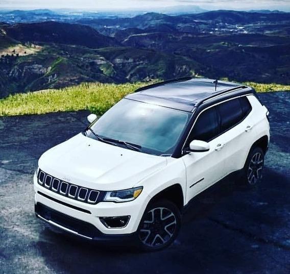 Jeep Compass 2.4 Limited 2020 Entrega Inmediata Blanca #13