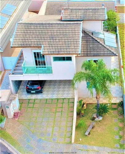 Imagem 1 de 10 de Casas Em Condomínio À Venda  Em Jundiaí/sp - Compre O Seu Casas Em Condomínio Aqui! - 1274497