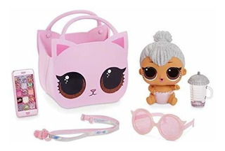 L.o.l. Sorpresa Ooh La La Bebe Sorpresa- Lil Kitty Queen