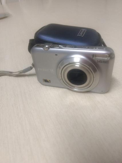 Câmera Digital Fugifilm Finepix Jx280 - Usado
