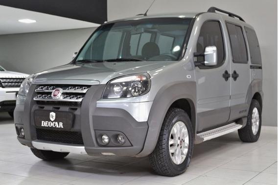 Fiat Doblo 1.8 16v Adventure Flex 5p - 2014/2014