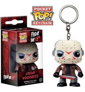 Pocket Pop Keychain Jason Voorhees Friday The 13