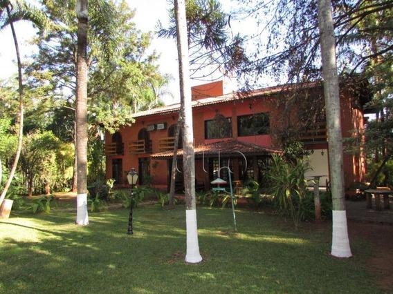 Chácara Com 5 Dormitórios À Venda, 6600 M² Por R$ 1.800.000,00 - Glebas Natalinas - Piracicaba/sp - Ch0078
