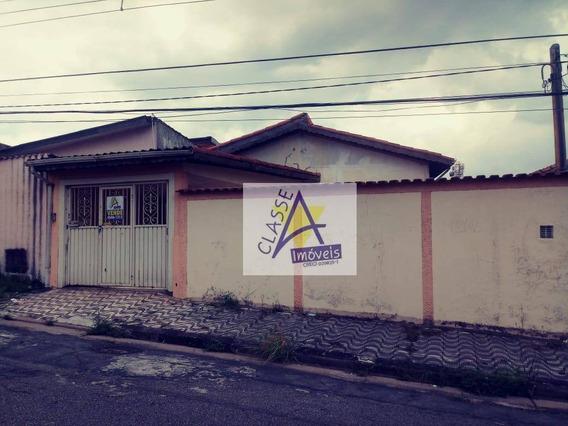 Casa Com 3 Dormitórios À Venda, 330 M² Por R$ 430.000 - Vila Assis Brasil - Mauá/sp - Ca0119