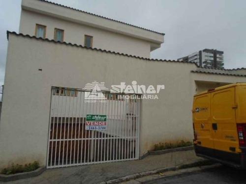 Imagem 1 de 28 de Venda Sobrado 4 Dormitórios Vila Rosália Guarulhos R$ 1.850.000,00 - 33846v