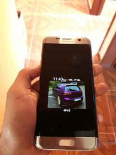 Galaxy S7 Edge Con Glass Estrellado