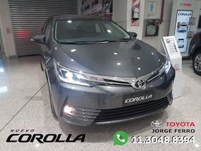 Toyota Corolla Xei Cvt Pack Automatico Precio Octubre 2018