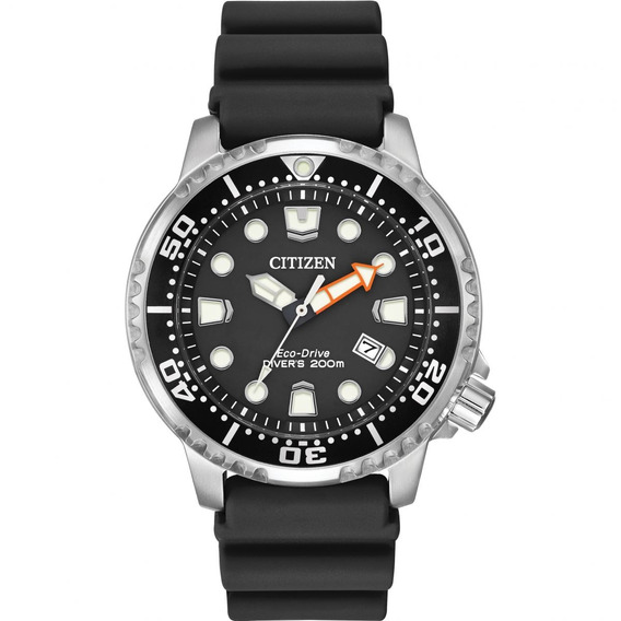 Relógio Citizen Eco Drive Promaster Diver Black Bn0150-28e