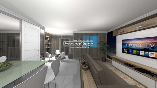 Apartamento Á Venda Com 2 Dorms, Vila Uberabinha, Sp- R$ 1.4 Mi - V4620