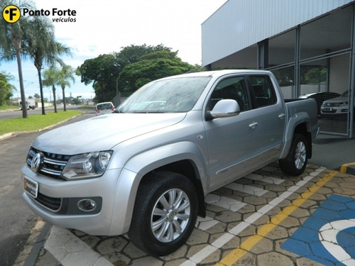 Amarok 2.0 Highline 4x4 Cd 16v Turbo Intercooler  2015/2016