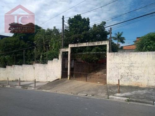 Terreno À Venda Residencial Santa Rita De Cassia, Cotia. - Te0348