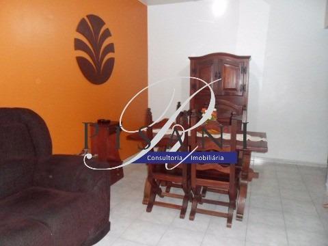 Campo Grande, Rua Mora, 2 Quartos - Ap01224
