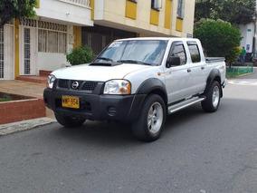 Nissan Frontier 4x4 2500cc Tdi Mt Aa Ab Abs