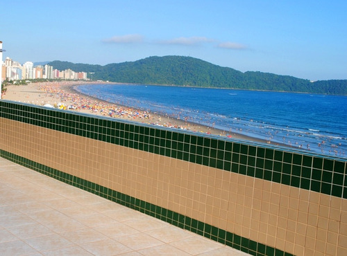Imagem 1 de 14 de Kitnet - Frente Mar - Praia Grande - Vila Guilhermina - Apto