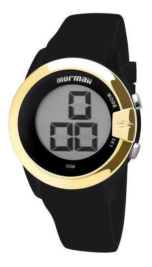 Relógio Unissex Digital Mormaii Mo13001/8p