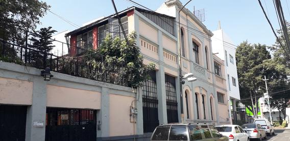 Hacienda En Venta Conformada Por 5 Lotes Colonia Mixcoac