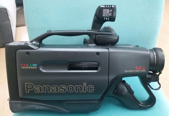 Filmadora Camera Vhs Panasonic Nv-m2400