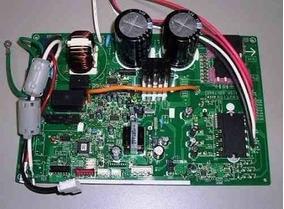 Placa Condensador Asba12jgc