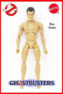 Ghostbusters: Ray Stanz (cuerpo 1/6) 12 Pulgadas. Mattel.