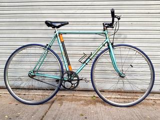 Bicicleta Fixie Olmo. Media Carrera Rod.28. Muy Buena
