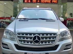 Mercedes-benz Classe Ml 2011 Prata Diesel