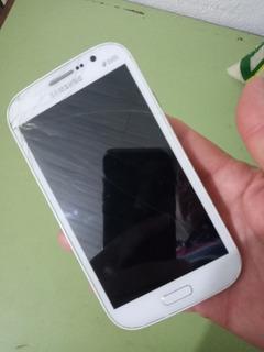 Celular Usado Samsung Galaxy Grand Duos Tela Truncada 2 Chip