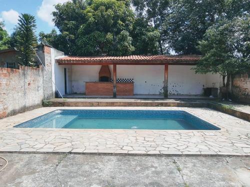 Chácara Com 4 Dormitórios À Venda, 240 M² Por R$ 420.000,00 - Chácaras Recanto Da Colina Verde - Campinas/sp - Ch0516