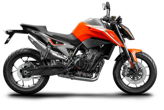 Ktm Duke 790 2020 The Scalpelo Entrega Ya!