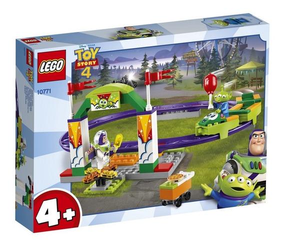 Blocos De Montar - Lego Toy Story - Montanha-russa De Emocoe