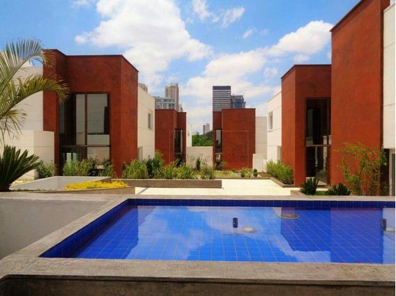 89882 * Belíssima Casa De 533m² Em Condomínio No Brooklin. - Ca0044