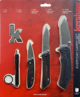 Kit De # Navaja Kershaw Originales Mas Ktool Y Desarmador To