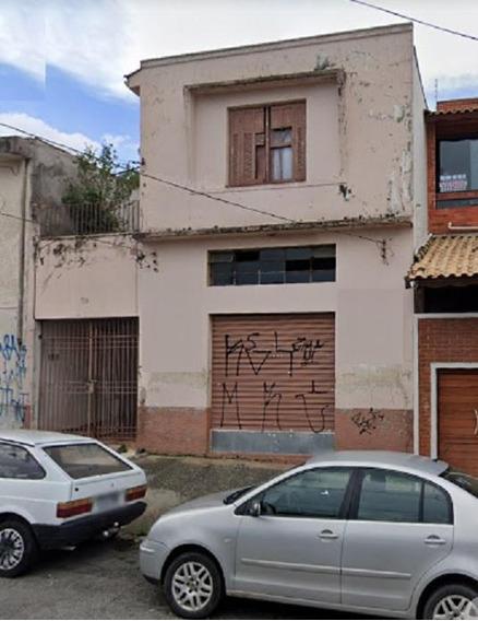 Sobrado Em Mooca, São Paulo/sp De 0m² À Venda Por R$ 550.000,00 - So423380