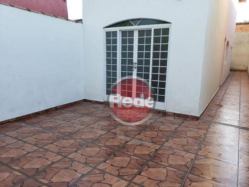 Imagem 1 de 9 de Casa À Venda, 112 M² Por R$ 230.000,00 - Jardim Paraíso Do Sol - São José Dos Campos/sp - Ca4381