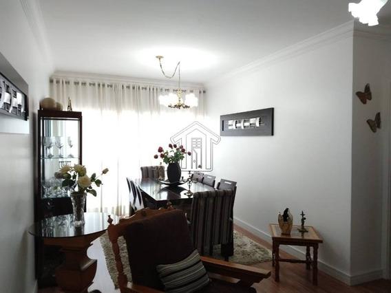 Apartamento Em Condomínio Padrão Para Locação No Bairro Centro, 3 Dormitórios, 1 Suíte, 1 Vagas, 136,00 M - 10990gi