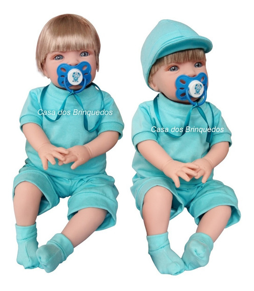 Bebê Realista Reborn Menino Barato Frete Grátis. Menino Real