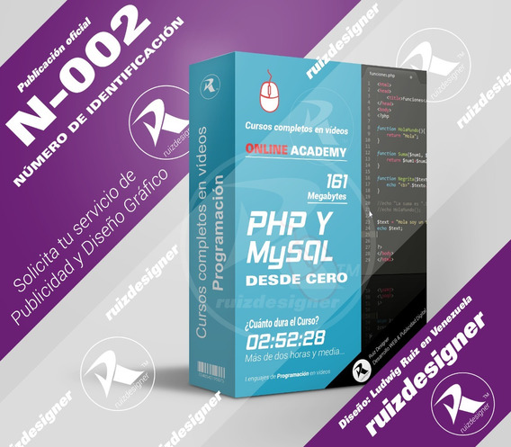 Curso De Programación En Videos - Php Y Mysql Desde Cero