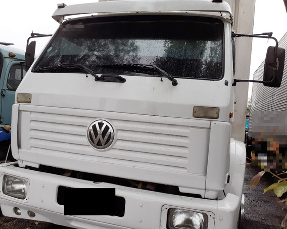 Vw 16-170 - 94/94 - Truck, Baú Sider Facchini