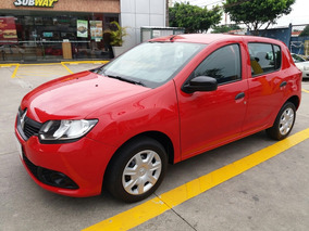 Renault Sandero 1.0 16v Authentique Hi-flex 5p 2016 Ipvapago