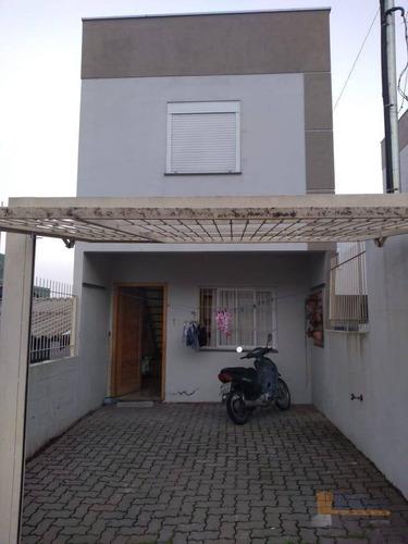 Sobrado À Venda, 55 M² Por R$ 160.000,00 - Nossa Senhora Das Graças - Caxias Do Sul/rs - So0220