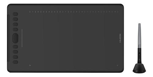 Imagen 1 de 3 de Tableta digitalizadora Huion Inspiroy H1161  black