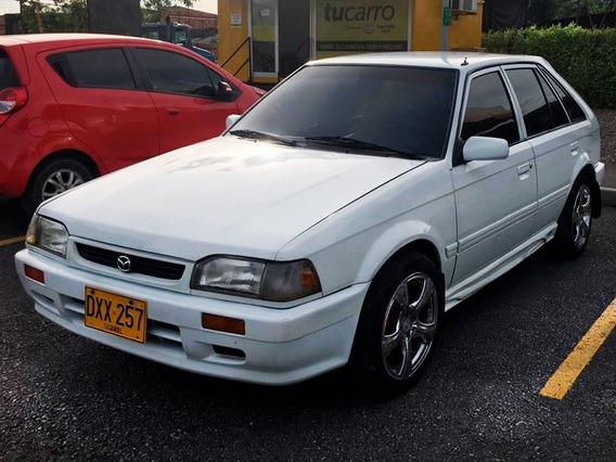 Mazda 323 323 Sedan Hbi
