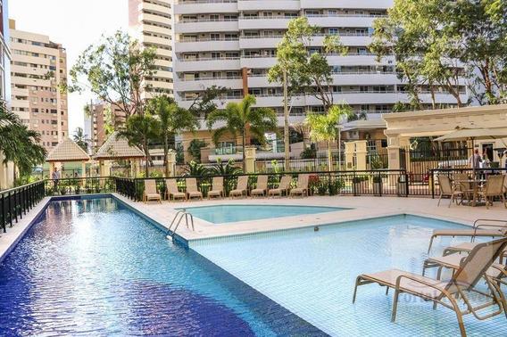 Apartamento Com 4 Dormitórios À Venda, 165 M² Por R$ 1.090.000,00 - Cocó - Fortaleza/ce - Ap0234