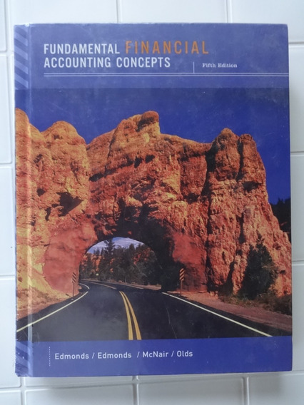 Fundamental Financial Accounting Concepts - Edmonds - 5ª Ed.
