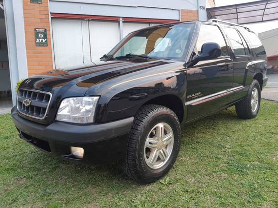 Chevrolet Blazer 4.3 V6 Executive 5p 2003