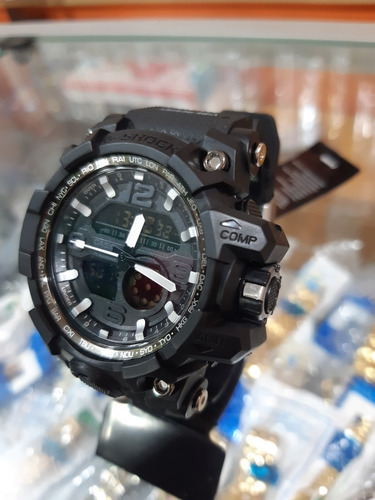 Relógio G-shock Resistente A Água