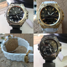 Relógio Masculino Barato Exclusivo Em Aço Analógico Digital
