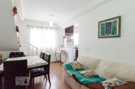 Apartamento No 3º Andar Mobiliado Com 3 Dormitórios E 2 Garagens - Id: 892990885 - 290885