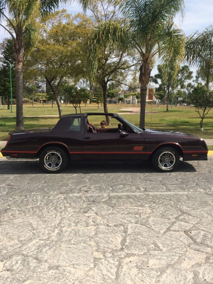 1988 Monte Carlo Super Sport T-top