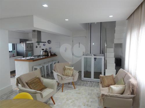 Imagem 1 de 30 de Alto De Santana Cobertura Duplex - Reo181290